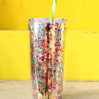 3 Happy Hooligans: Confetti 20oz Tumbler