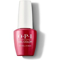 OPI GelColor - The Thrill of Brazil 0.5 oz - #GCA16