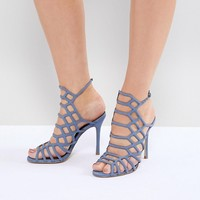 Steve Madden Heeled Sandals at asos.com