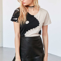 Project Social T Tie-Dye Yin-Yang Tee - Urban Outfitters