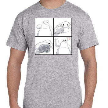 Baymax Big Hero 6 Fadala Dalah T Shirt