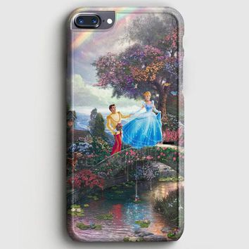 Cinderella Quote Disney iPhone 8 Plus Case