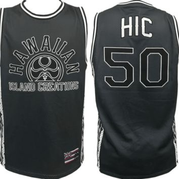 "HIC ""Alley Oop ""Jersey Tank Top, Charcoal"