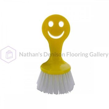 Smiley Face Dish Brush HB056