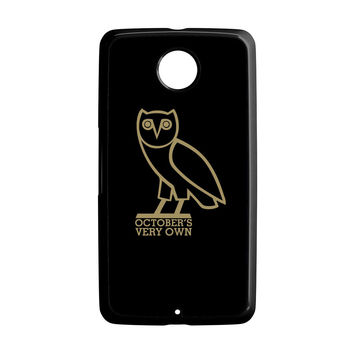 OVOXO October's Very Own Nexus 6 Case