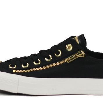 Converse for Women: CT Double Zip Black