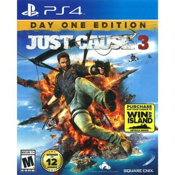 Just Cause 3 (PS4) - Walmart.com