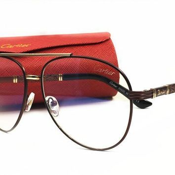CARTIER POPULAR FASHION EYEGLASSES-1