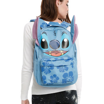 Disney Lilo & Stitch Hibiscus Backpack