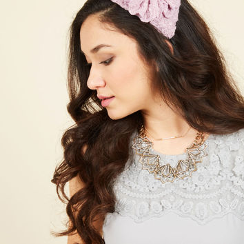 Revel in Femininity Fascinator | Mod Retro Vintage Hats | ModCloth.com