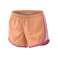 "Nike 3.5"" Tempo Girls' Running Shorts - Atomic Orange"