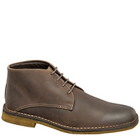 RUNNELL CHUKKA BOOT - Tan Oiled Full Grain