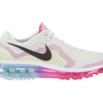 Nike Air Max 2014 3.5y-7y Girls' Running Shoes - Pure Platinum