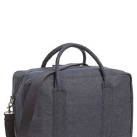 Men's A.P.C. Denim Duffle Bag