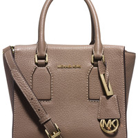 MICHAEL Michael Kors Selby Medium Top-Zip Messenger Bag
