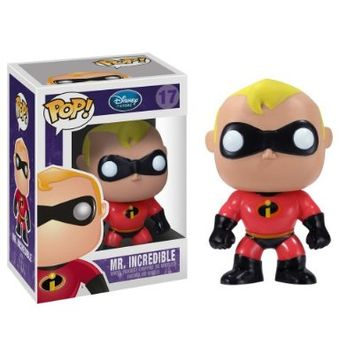 Funko POP Disney Mr. Incredible Vinyl Figure
