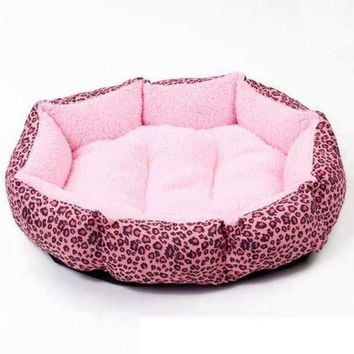 2018 Cute Exotic Leopard Bed!