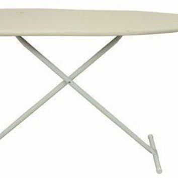 Easyboard Ironing Board With Pad And Cover Khaki