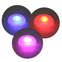 LED Multi Colour Changing Spa Relaxing Bath Lights for Hot Tub Pool Bathroom (Color: White)