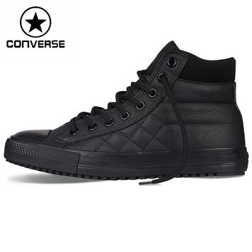 Original New Arrival 2016 Converse all star converse boot pc Unisex Skateboarding Shoe