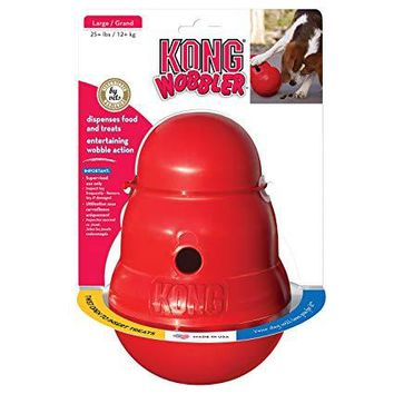 Kong Wobbler Puzzle Toy