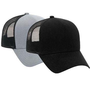 DCCK7N3 JUSTIN BIEBER TRUCKER HAT Perse Alternative BLACK GREY similar look flannel GRAY Casual Mesh Baseball Caps