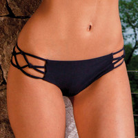 Sauvage Spider - Full Knotted Bikini Bottom