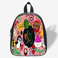 5 Seconds of Summer Quotes for School Bag, School Bag Kids, Backpack