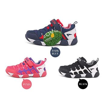 Spring Kids Shoes Sneakers colorful fashion casual children shoes for boys and girls rubber running sports shoes