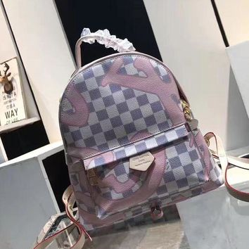 DCCKI2G LV Women Fashion Shoulder Bag Backpack Daypack