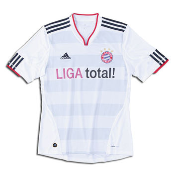 Bayern Munich Jersey Away 2010 2011
