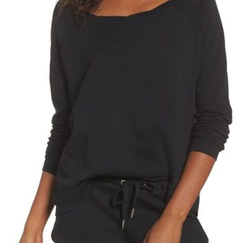 The Laundry Room Cozy Lounge Sweatshirt | Nordstrom