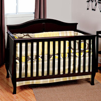 Child Craft Camden Convertible Crib 4-in-1 F31001.07