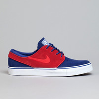 Flatspot - Nike Sb Stefan Janoski Deep Royal Blue / University Red