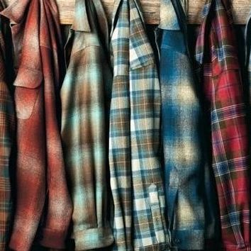 Before Holiday Sale -Unisex Mystery Vintage Flannel Shirts - All Colors & Sizes