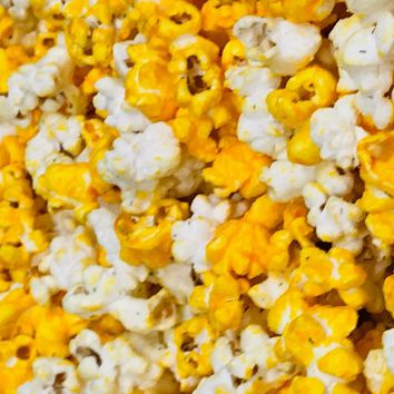 Gourmet Dill Pickle Cheddar Cheese Mix Popcorn