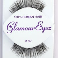 Natural Wispy False Eyelashes