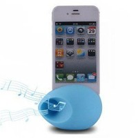 Colorized Egg Loudspeaker Special For iPhone  by Julyjoy