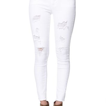 Bullhead Denim Co High Rise Ripped & from PacSun | Things I