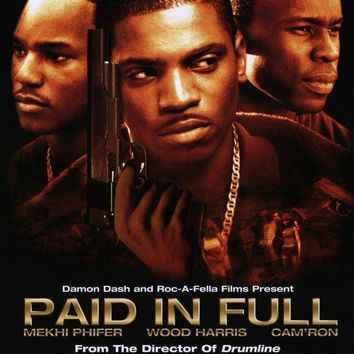 Paid in Full 27x40 Movie Poster (2002)