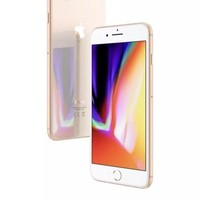 VONW3Q Apple iPhone 8 Plus - 64GB - Gold (Unlocked) Smartphone