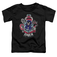 Raven Teen Titans Go! Toddler/Kids/Youth T-Shirt