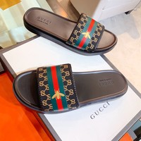 GUCCI Bees Sandals Slippers
