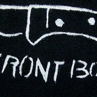 The Front Bottoms Band Patch