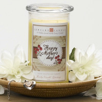 Happy Mother's Day!  - Jewelry Greeting Candles