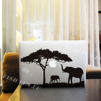 Africa Decal Macbook Air Sticker Macbook Air Decal Macbook Pro Decal 2267