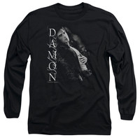 VAMPIRE DIARIES/BESIDES ME-L/S ADULT 18/1-BLACK