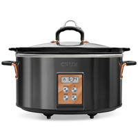 Crux 14624 6-Qt. Programmable Slow Cooker, Created for Macy's - Electrics - Kitchen - Macy's