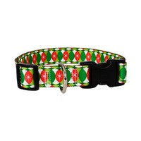 Yellow Dog Design Standard Collar, Large, Christmas Cheer