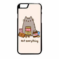 Pusheen The Cat Eat Everything iPhone 6 Plus Case